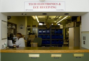 Tech Electronics Window